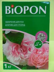 Biopon для троянд 1кг