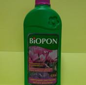 Biopon квітучі рослини 0.5л