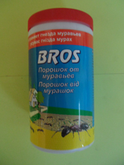 Bros порошок від мурашок 250гр