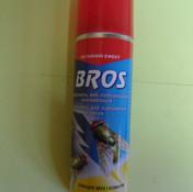 Bros аерозоль від літаючих комах